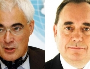 Darling-Salmond debate