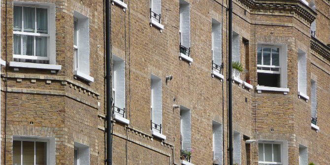 The 'housing pinched': Which UK households are most at risk of falling over the edge?