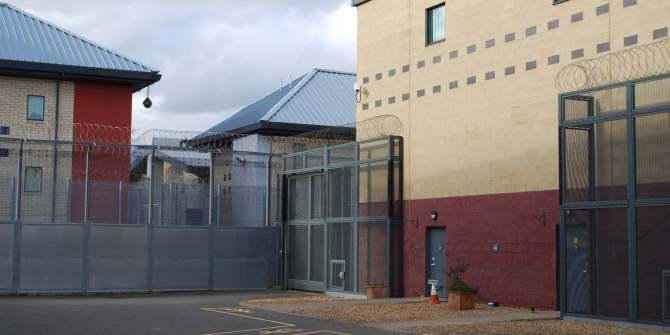 Inside immigration detention centres: Uncoupling detention from a criminal justice imagination