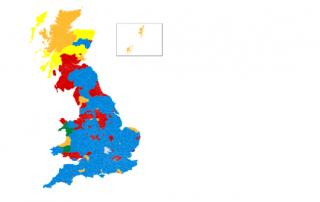 Election forecast uk