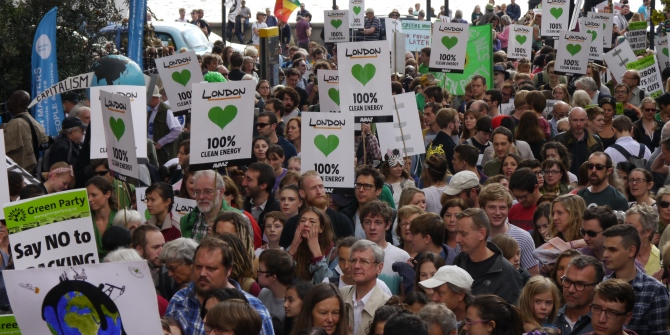 Climate change campaigners should be cautiously optimistic after the latest UN Climate Summit
