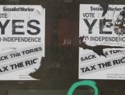 Socialist worker vote yes