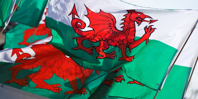 While the Scottish people may be on the brink of the unknown, the Welsh continue to prefer familiarity