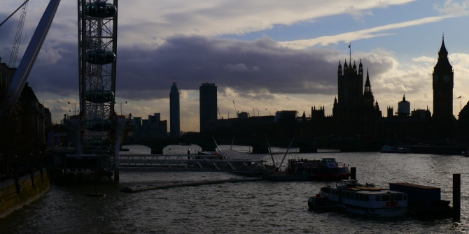 Westminster silhouette