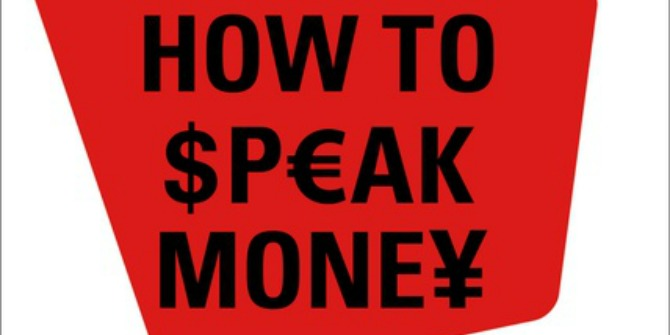 Book Review: How to Speak Money by John Lanchester