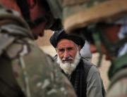 Afghani elder