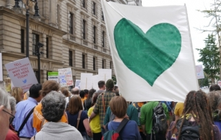 Climate march London (1)