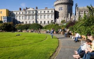 Irish constitutional convention feature