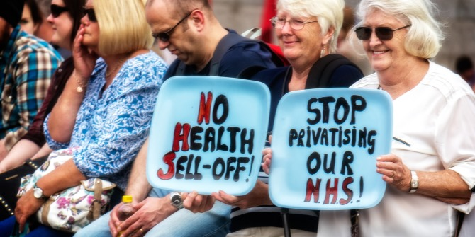 Why 'privatisation of the NHS' (the term not the concept) should be banned