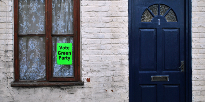 The traditional parties should be on their guard for a Green surge