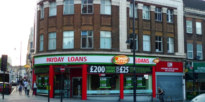 We must ensure not to be caught unaware by the potential reach of the payday lending industry