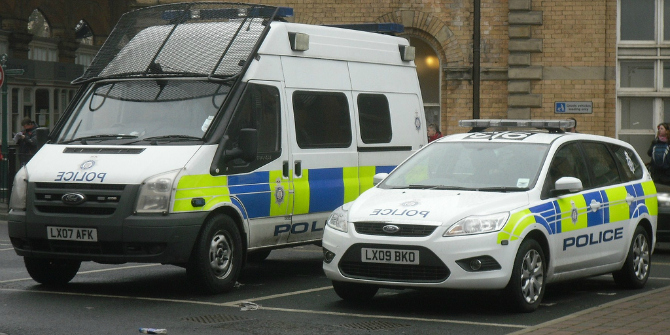 Five reasons why it's difficult to privatise the police