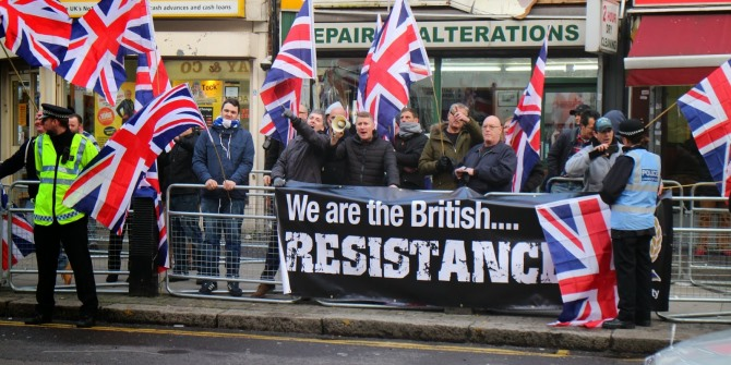 Britain First: More than the mere sum of the parts left over by the BNP and EDL