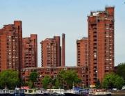Social housing - world's end