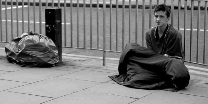 Having a legal right to settled accommodation empowers homeless people in Scotland