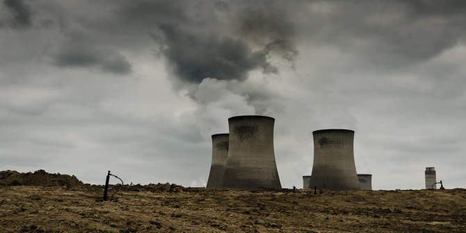 UK energy supply (in)security and the implications for the politics of energy and climate change