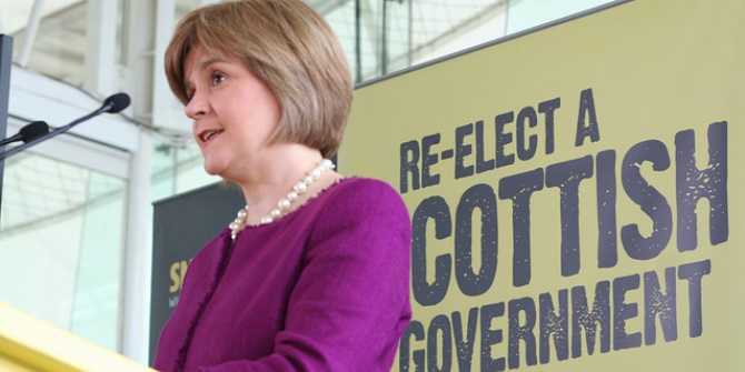 The SNP is in a good place, despite the referendum defeat