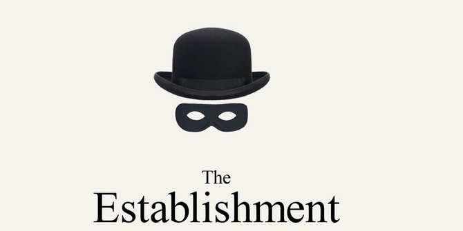 Book Review: The Establishment: And how they get away with it by Owen Jones