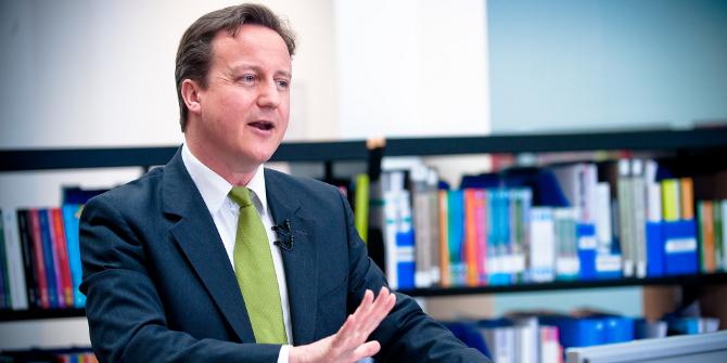 Never say never? David Cameron's third term