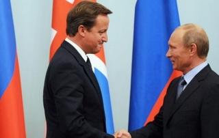 Cameron-Putin