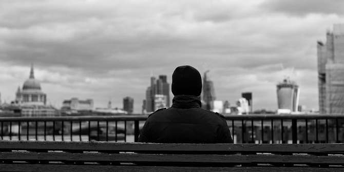 The evolution of gender and poverty in Britain: solo-living men are emerging as a new poor group