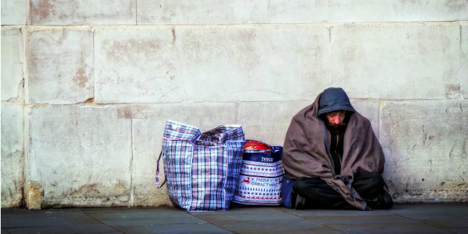 Only political will can turn this rising tide of homelessness
