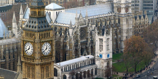 UKIP rise more among Church of England members