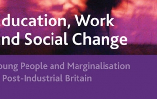 Education work and social change feature