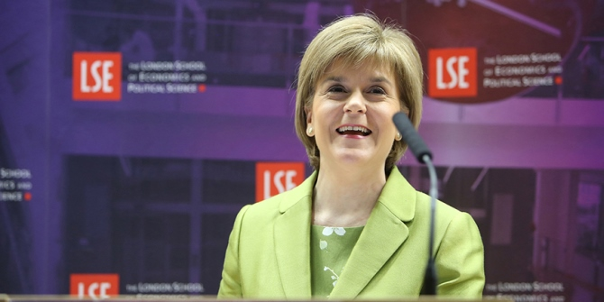 "Five minutes with Nicola Sturgeon: ""minority government is perfectly capable of being stable government"""