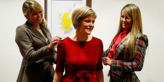 The SNP's exponential rise is throwing the British system of government into turmoil