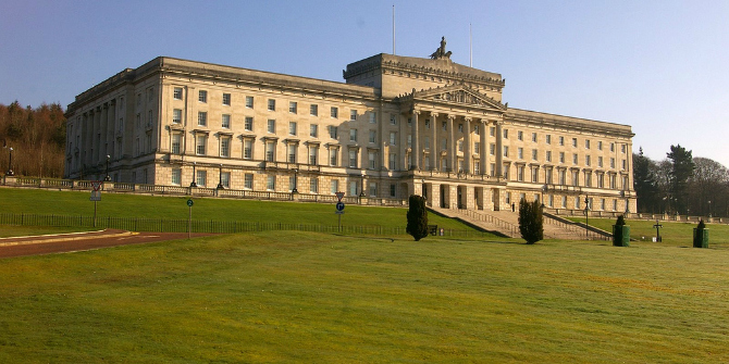 Candidate selection in Northern Ireland: A cold house for women?