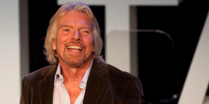 Richard Branson (Credit: Jarle Naustvik CC BY 2.0)