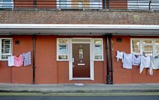 social housing london