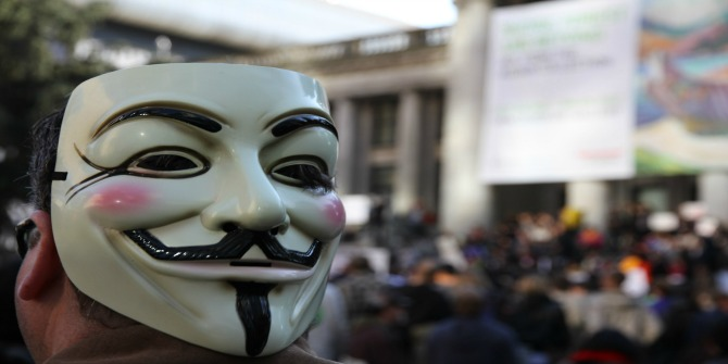 How the Occupy movement may have facilitated political change