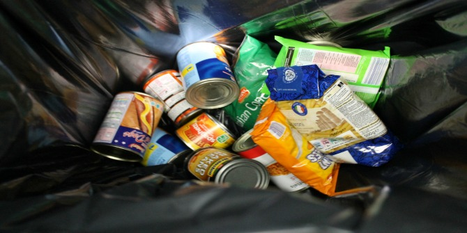 Food banks and austerity: what the data tell us about rising food insecurity in the UK and Europe
