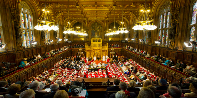 The Queen's speech and the NHS: Is secondary legislation the new primary legislation?