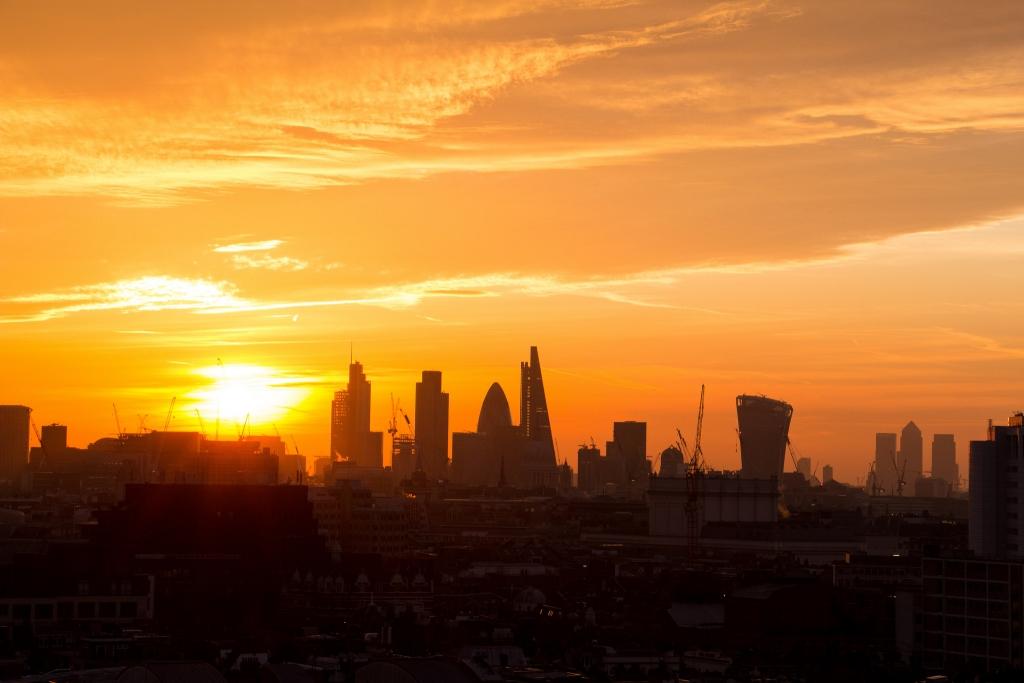 London_sunrise