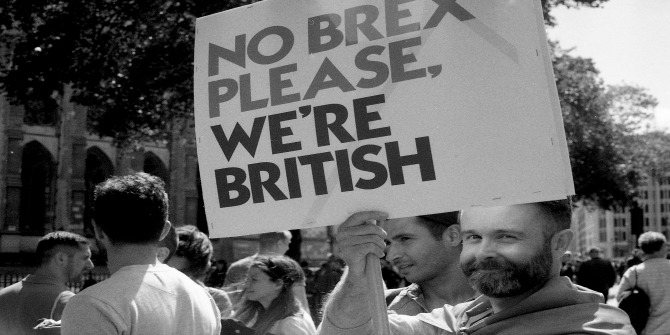 A tale of two countries: Brexit and the 'left behind' thesis