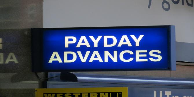 Payday lending: regulation is a forward step, but there are lessons to learn from this industry