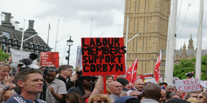Entirely as expected? What the voting data tells us about Corbyn's re-election