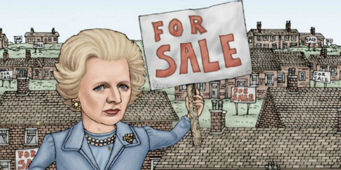 Book Review: The Right to Buy? Selling Off Public and Social Housing by Alan Murie