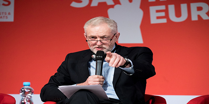 The trouble with Jeremy Corbyn: five tests the Labour leader is failing