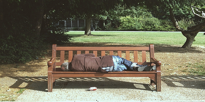 How can we ethically respond to rough sleeping? A four-point framework