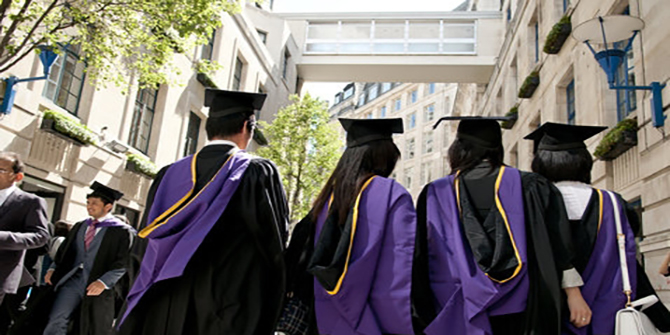 Which subjects bring the best career outcomes for UK university students?