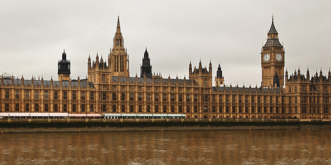 Should MPs be involved in Westminster's restoration? Yes, according to history