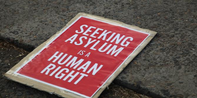 Asylum after Empire: Colonial Legacies in the Politics of Asylum Seeking