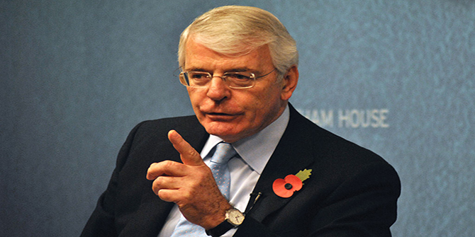 Why John Major's premiership deserves more credit than it is usually given