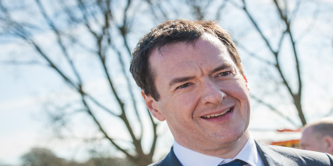 Machonomics: George Osborne's legacy to UK macroeconomic governance