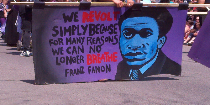 Book Review: Black Skin, White Masks by Frantz Fanon