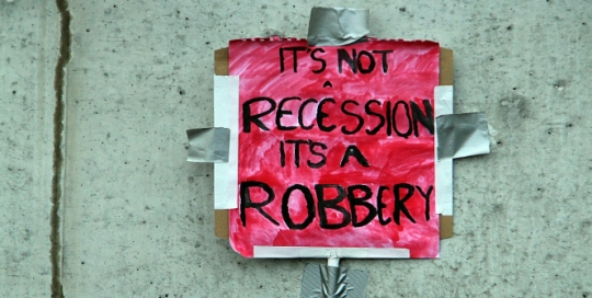 Book Review: The Violence of Austerity
